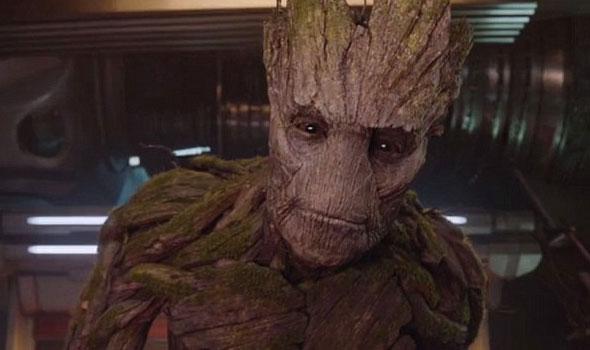 Vin Diesel Grava I Am Groot Em Português Para Guardiões Da Galáxia