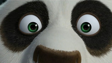 Kung fu panda foi uma certa surpresa tanto em termos de pontos