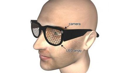 cf394eb08 A perda de visão não é nem algo bonito nem tranquilo de se acontecer. Durante  anos, tentou-se fazer uma tecnologia que ajudasse pessoas com a vista  cansada ...