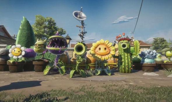 plants vs zombies garden warfare vai sair também para o ps4 e ps3