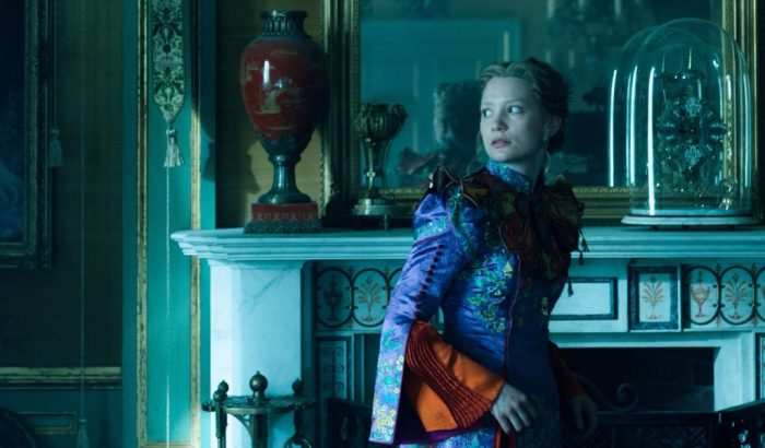 Crítica Alice Através Do Espelho Nerdbunker