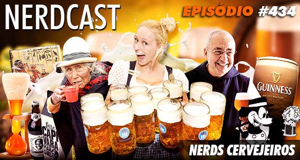 Nerdcast 434 - Nerds Cervejeiros