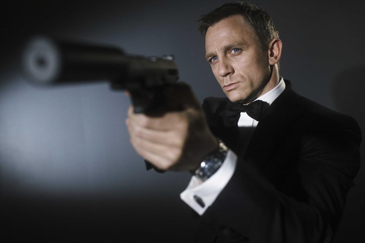 Resultado de imagem para 007 daniel craig