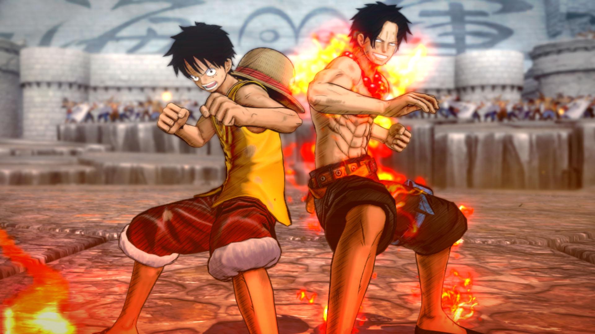 Resultado de imagem para One Piece Burning Blood
