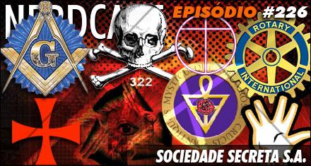 Sociedade Secreta S.A. - Jovem Nerd