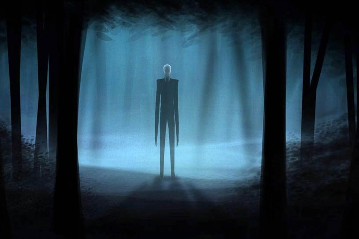 """FINALMENTE! Slenderman ganhará filme pela mesma produtora de """"O Albergue"""" e """"O Exorcismo de Emily Rose""""!"""