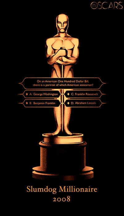 Atualizado Cartaz Do Oscar Homenageia Todos Os