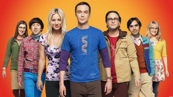 the big bang theory renovada