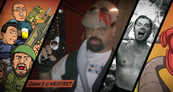 Podcasts com Nerdmaster